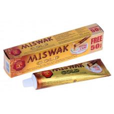 Аюрведическая зубная паста «Miswak Gold»170 гр  Дубай